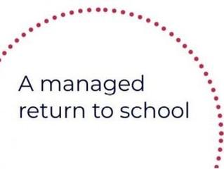 Returning to school post Covid 19.