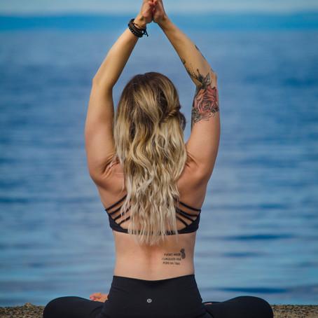 "Yoga ou la grande chum ""Marie-Jeanne""?"