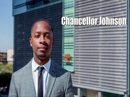 Student of the Week | Chancellor Johnson