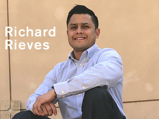 Student of the Week | Richard Rieves