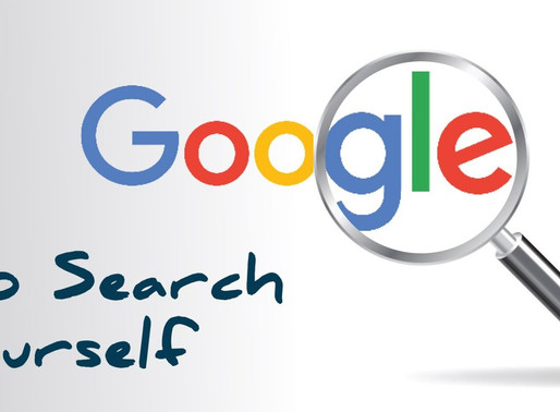Google Yourself | Personal Branding 101