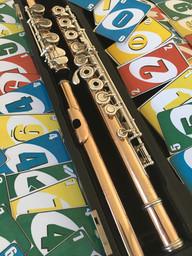 Flute fun with UNO