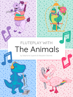 FlutePlay with the Animals - PART 2