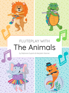 FlutePlay with the Animals - part 1