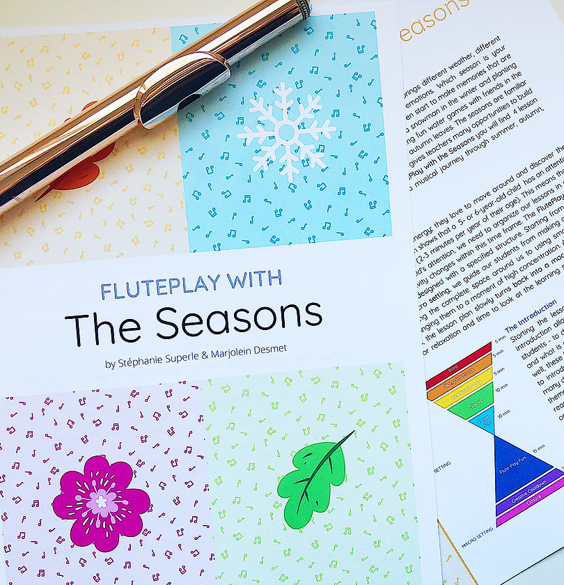 Lesson Plans - fluteplay with the seasons