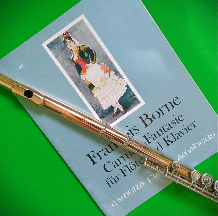 Flute fun with TANGO