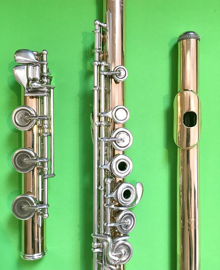 Powell Flute Aurumite 9K