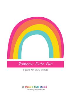 Rainbow Flute Fun Game