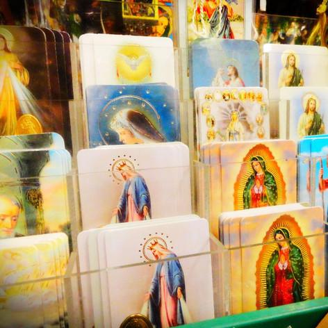 Prayer Cards Olvera St.
