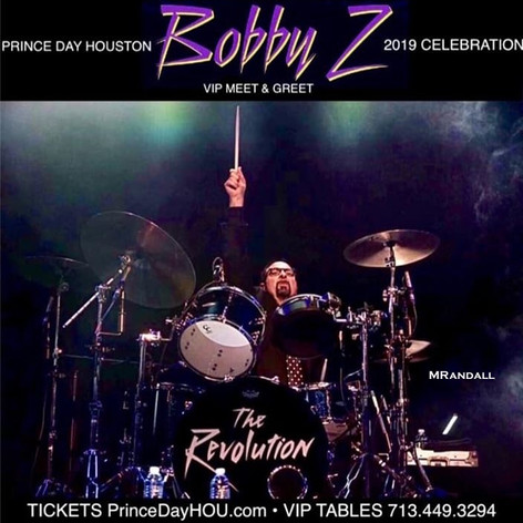 Prince Day Houston