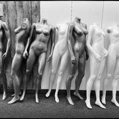 Mannequins Sears Closing