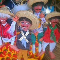 Puppets Olvera St