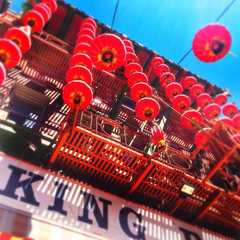 King / Chinatown San Francisco