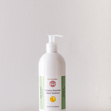Cosmetics Product Photography Example for Shopify