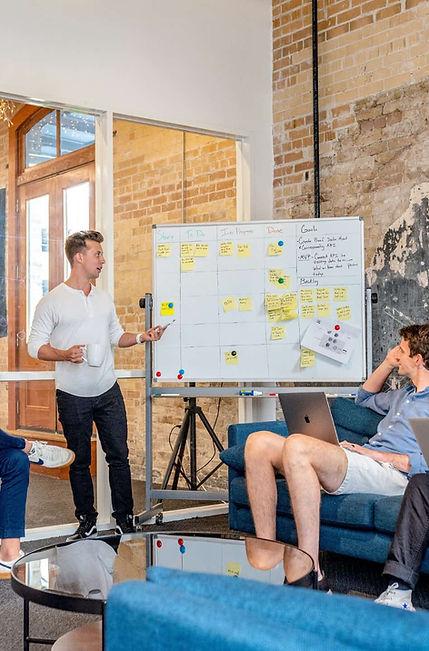 HVAC Marketing agency team at growth360 Canada.