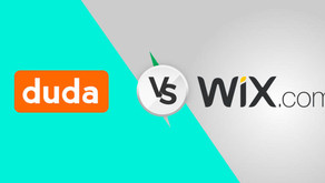 Wix vs Duda - Core Web Vitals, Page Load Speed & How to Improve It