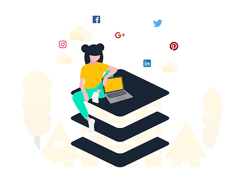 Social Media - Content Package