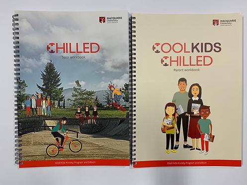 Coolkids Parent workbook (One set)