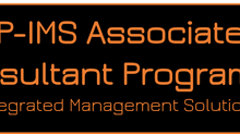 P-IMS Associate Consultant Programme