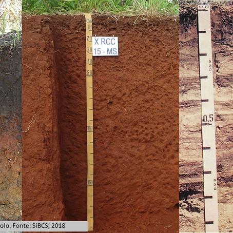 Tipos de solos do Brasil