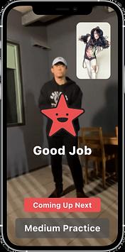 A smart virtual mirror