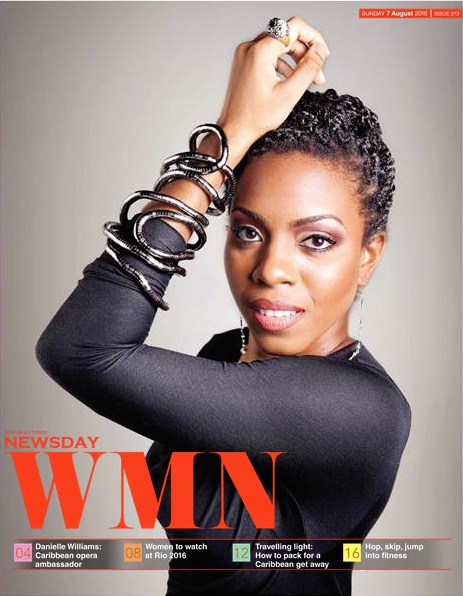 WMN Cover Feature. Aug. 2016