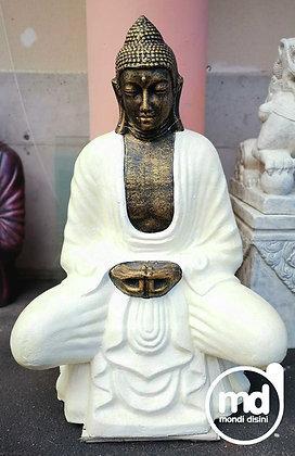 Estatua Buda Serenidad