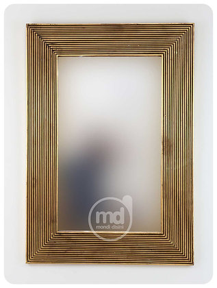 Espejo Garis Full 120x90 Oro
