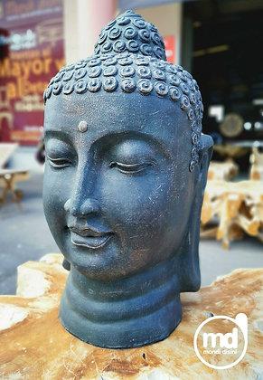 Estatua Cabeza de Buda