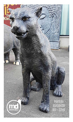 Estatua Pantera