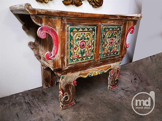Consola Rustic Balinés 120