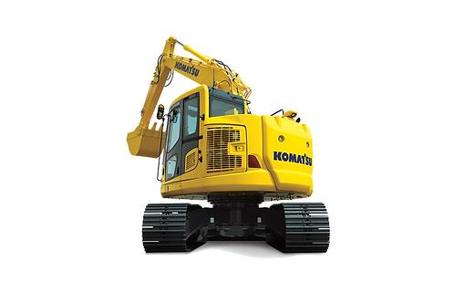 Minigraver 14 ton