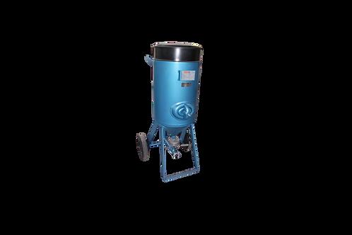 Straalketel - Nat- en droogstraalsysteem - 200 liter