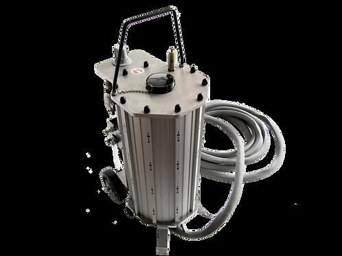 Straalketel: Nat- en droogstraalsysteem - 25L IBIX