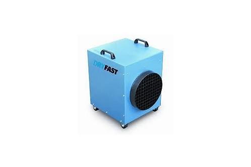 Warme luchtblazer - 18kW