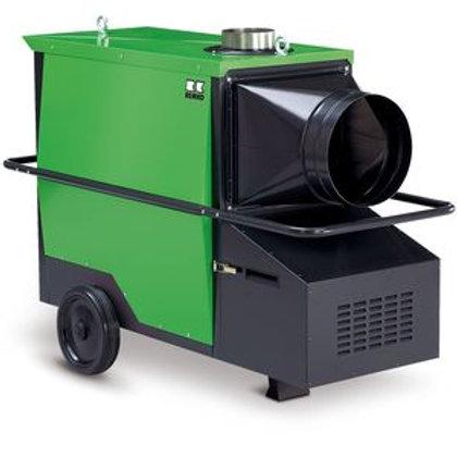 Verwarmings automaat - 155kW