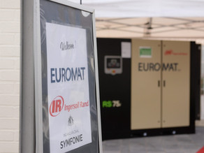 Euromat & Ingersoll Rand: Een succesvol partnerschap dat topkwaliteit biedt aan onze klanten