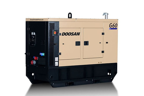 Stroomgroep 60 kVA