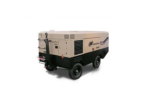 Mobiele Compressor: Doosan  23m³/min - 12 bar met nakoeler