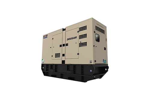 Stroomgroep 150 kVA