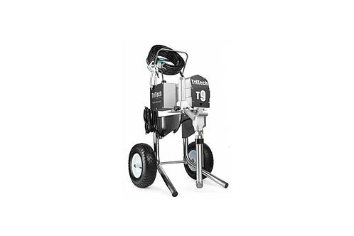 Elektrische Airless Pistonpomp: TriTech T9