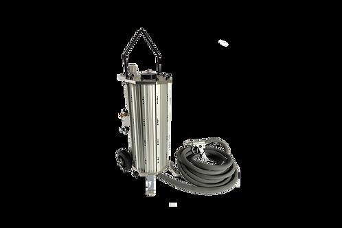 Straalketel: IBIX Nat- en droogstraalsysteem - 25 liter