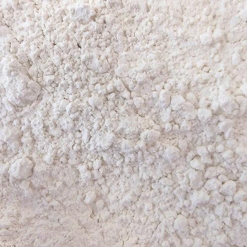 Straalmiddel: Durcal (Calciumcarbonaat)