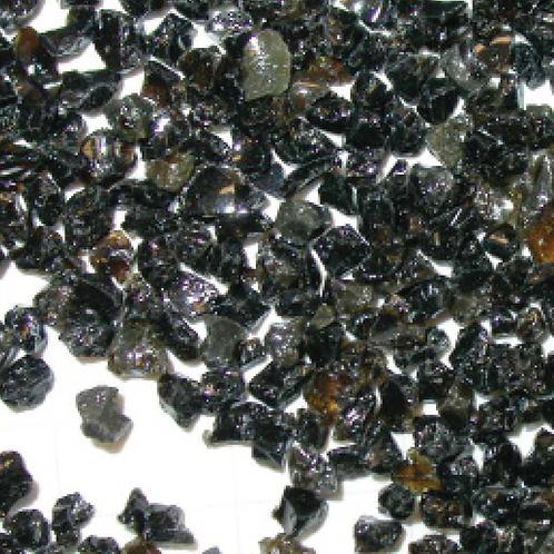 Straalmiddel: Asilikos (Aluminiumsilicaat)