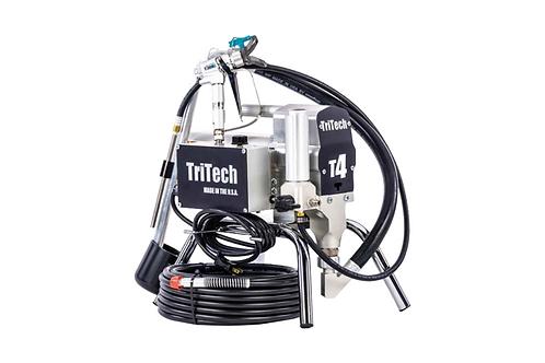 Elektrische Airless Pistonpomp: TriTech T4
