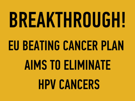 EU Beating Cancer Plan aims to eliminate HPV Cancers