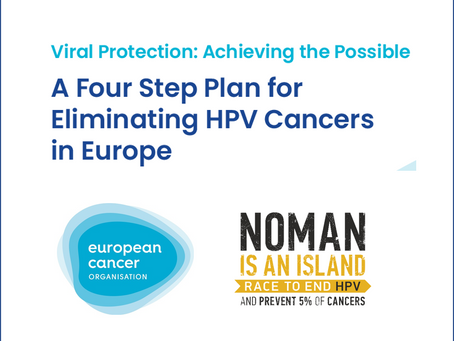 A Four Step Plan for Eliminating HPV Cancers in Europe