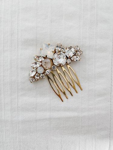 AMITY: Shapes in Harmony Petite Bridal Comb