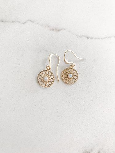 GYPSY SOUL Opal Earrings