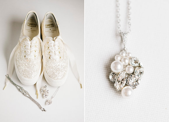 DREAMER: Jeweled Cluster Pendant Necklace